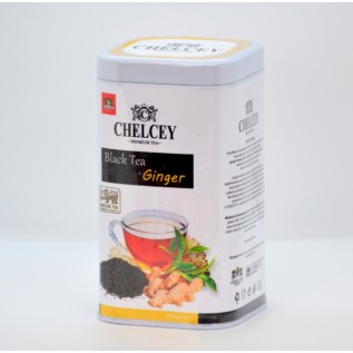 CHELCEY Black Tea Ginger