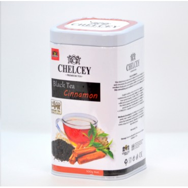 CHELCEY Black Tea Cinnamon