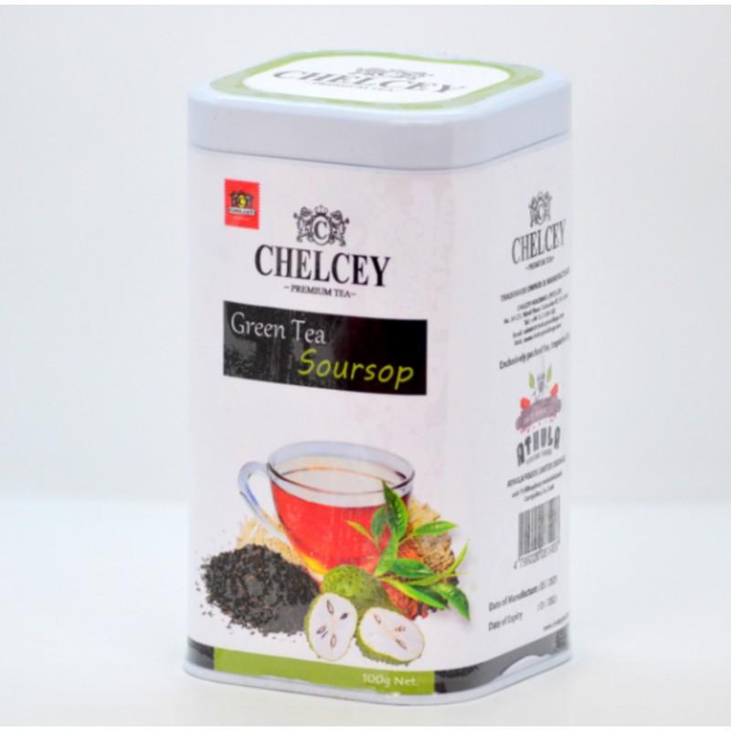 CHELCEY Green Tea Soursop