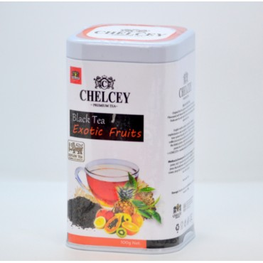 CHELCEY  Black Tea Exotic Fruits