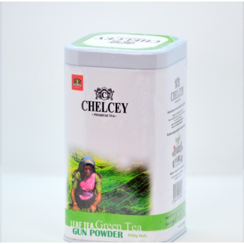 CHELCEY Green Tea Gun Powder