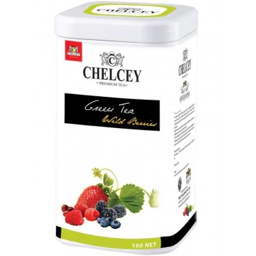 CHELCEY Green Tea Wild Berries